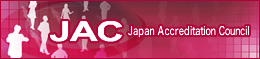 JAC (Japan Accreditation Council)Open new wndow